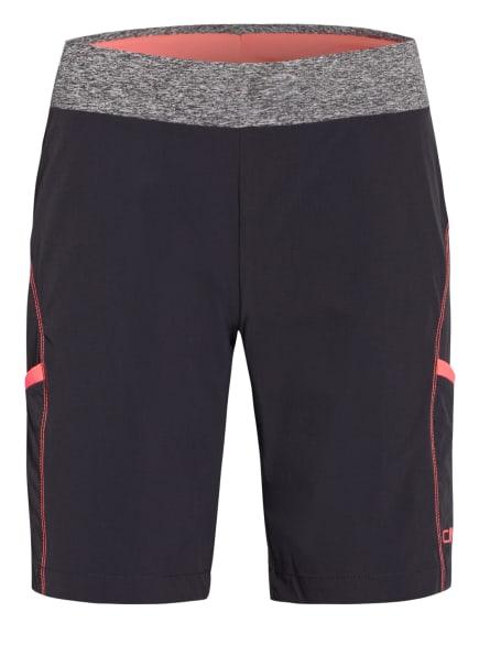 CMP Outdoor-Shorts mit UV-Schutz 30, Farbe: U423 ANTRACITE (Bild 1)