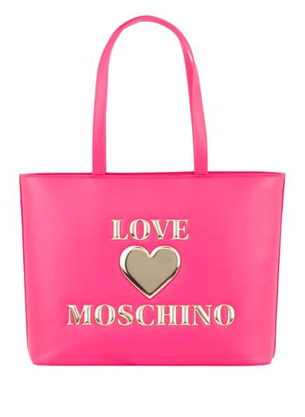 LOVE MOSCHINO Shopper , Farbe: FUCHSIA (Bild 1)