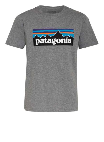patagonia T-Shirt , Farbe: GRAU (Bild 1)
