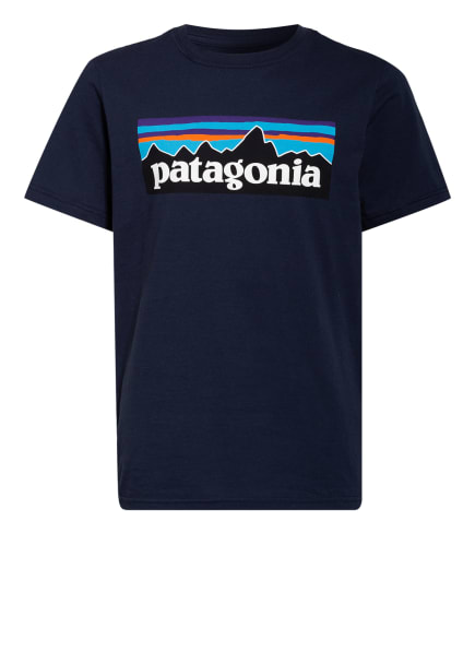 patagonia T-Shirt , Farbe: DUNKELBLAU (Bild 1)