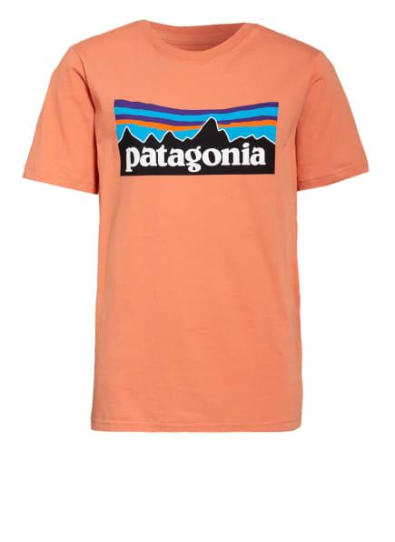 patagonia T-Shirt , Farbe: LACHS (Bild 1)
