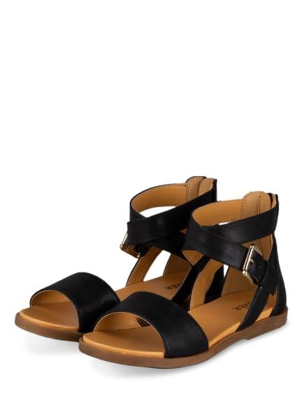 BULLBOXER Sandalen, Farbe: SCHWARZ (Bild 1)
