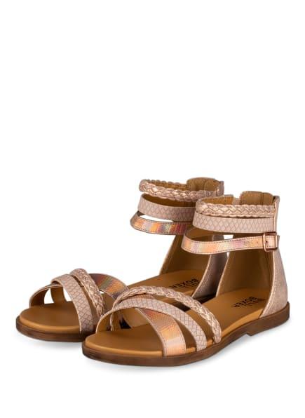 BULLBOXER Sandalen, Farbe: ROSÉ (Bild 1)