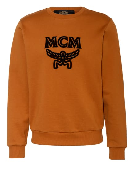 MCM Sweatshirt , Farbe: BRAUN (Bild 1)