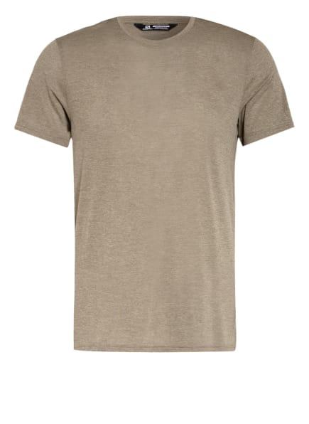 SALOMON T-Shirt EXPLORE, Farbe: OLIV (Bild 1)