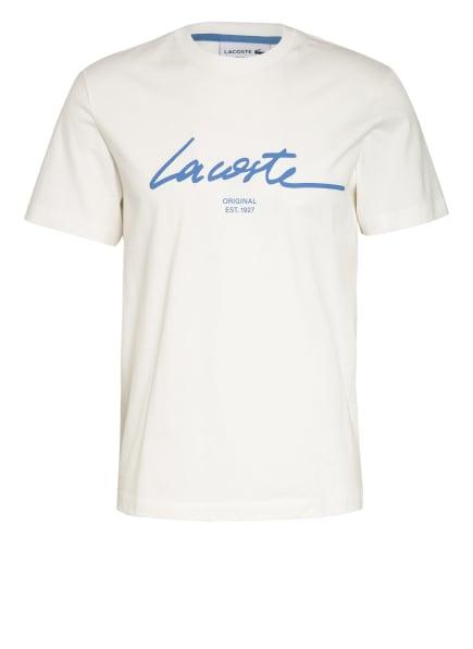 LACOSTE T-Shirt , Farbe: WEISS (Bild 1)