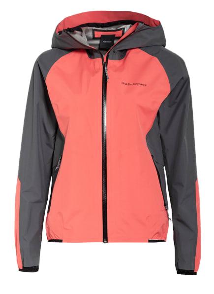 Peak Performance Outdoor-Jacke PAC, Farbe: ROSA/ GRAU (Bild 1)