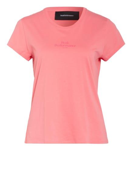 Peak Performance T-Shirt ORIGINAL LITE, Farbe: ROSA (Bild 1)