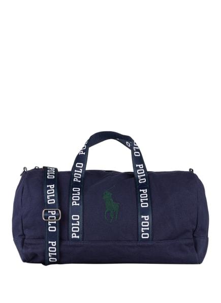 POLO RALPH LAUREN Reisetasche, Farbe: DUNKELBLAU (Bild 1)