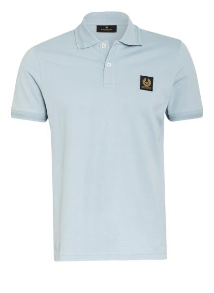 BELSTAFF Piqué-Poloshirt , Farbe: HELLBLAU (Bild 1)