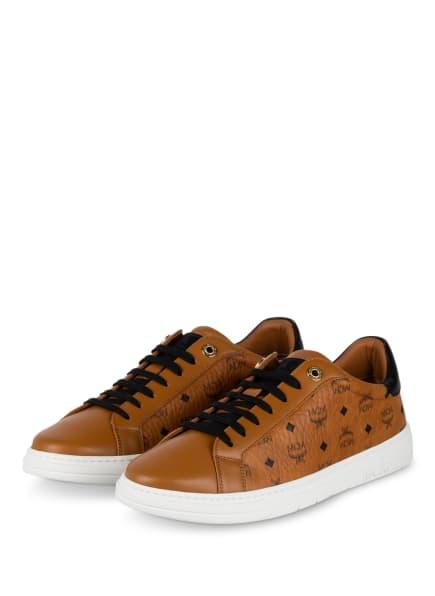 MCM Sneaker TERRAIN, Farbe: COGNAC/ SCHWARZ (Bild 1)
