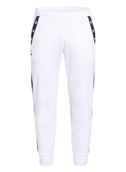 LACOSTE Sweatpants , Farbe: WEISS (Bild 1)