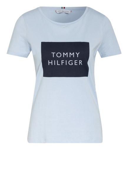 TOMMY HILFIGER T-Shirt, Farbe: HELLBLAU (Bild 1)