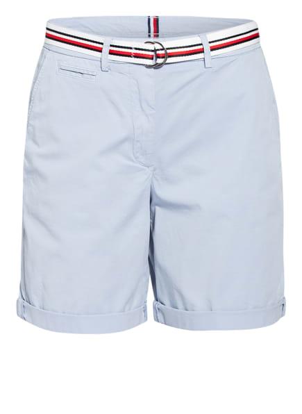 TOMMY HILFIGER Shorts, Farbe: HELLBLAU (Bild 1)