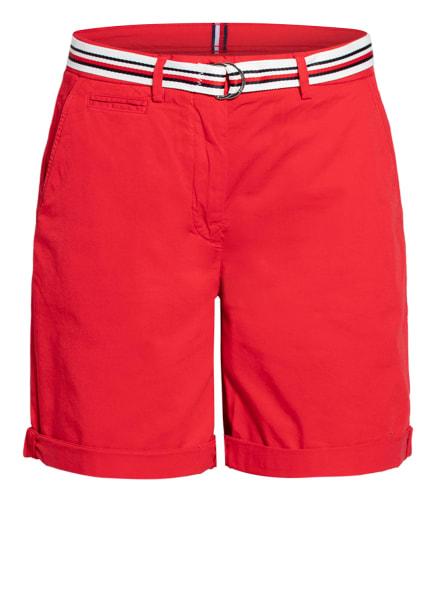 TOMMY HILFIGER Shorts, Farbe: ROT (Bild 1)