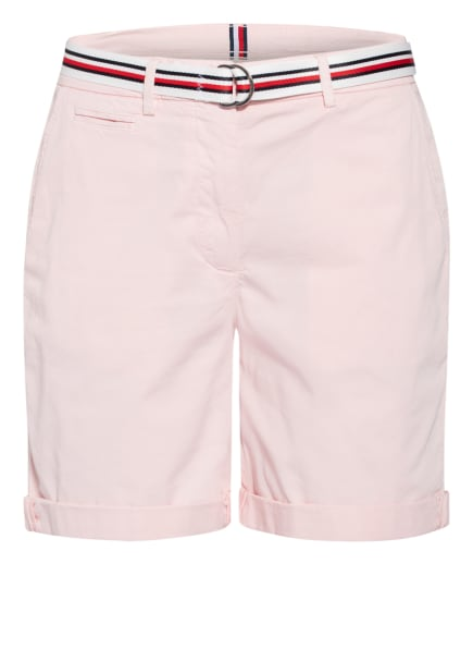 TOMMY HILFIGER Shorts, Farbe: HELLROSA (Bild 1)