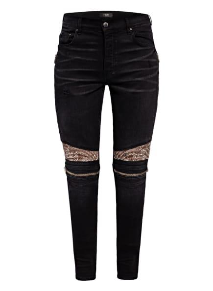 AMIRI Jeans MX2 Slim Fit , Farbe: 003 ANTIQUE BLACK (Bild 1)