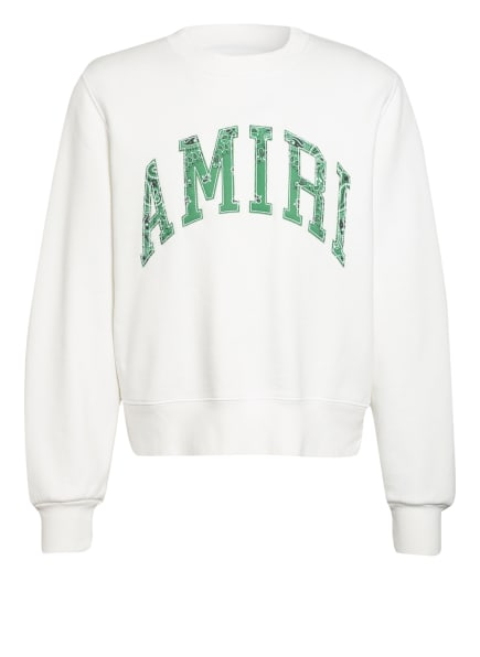 AMIRI Sweatshirt , Farbe: WEISS (Bild 1)