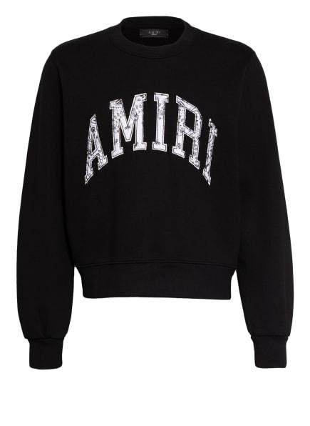 AMIRI Sweatshirt , Farbe: SCHWARZ (Bild 1)