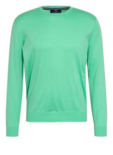 STROKESMAN'S Pullover, Farbe: HELLGRÜN (Bild 1)