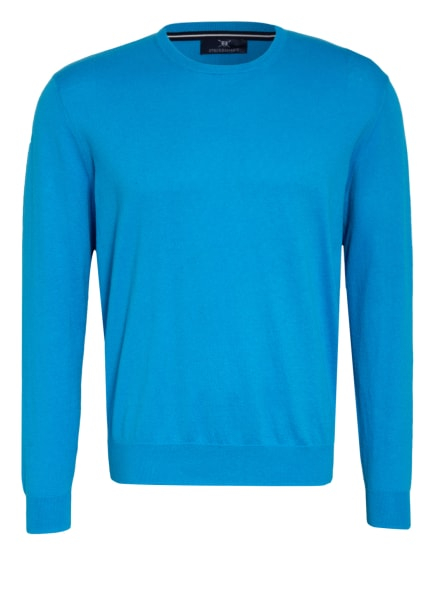 STROKESMAN'S Pullover, Farbe: BLAU (Bild 1)