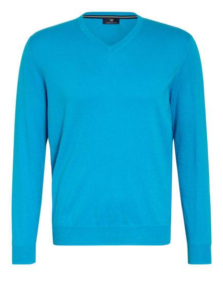 STROKESMAN'S Pullover, Farbe: TÜRKIS (Bild 1)