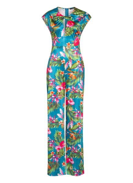 GUESS Jumpsuit, Farbe: PETROL/ PINK/ WEISS (Bild 1)