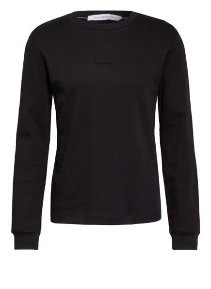 Calvin Klein Jeans Longsleeve, Farbe: SCHWARZ (Bild 1)