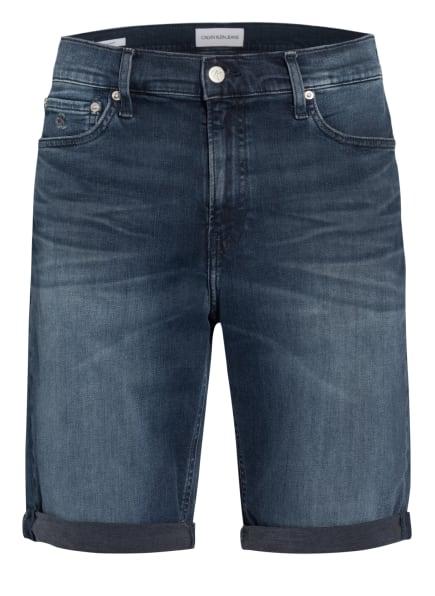 Calvin Klein Jeans Jeans-Shorts Slim Fit, Farbe: 1BJ DENIM DARK (Bild 1)