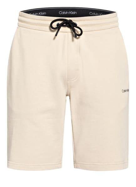Calvin Klein Sweatshorts, Farbe: BEIGE (Bild 1)