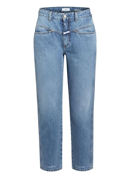 CLOSED 7/8-Jeans PEDAL PUSHER , Farbe: MBL MID BLUE (Bild 1)