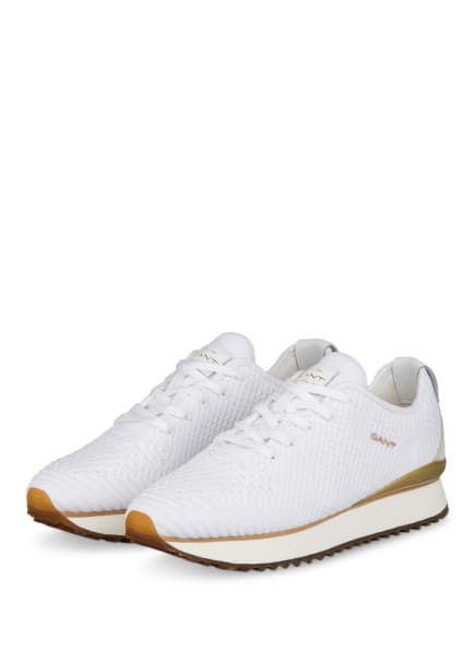 GANT Sneaker BEVINDA , Farbe: WEISS (Bild 1)