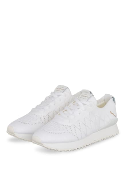 GANT Sneaker BEVINDA, Farbe: WEISS (Bild 1)