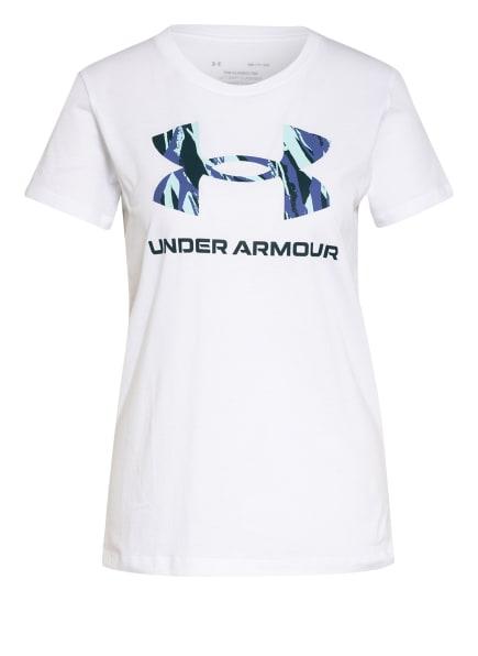 UNDER ARMOUR T-Shirt, Farbe: WEISS (Bild 1)