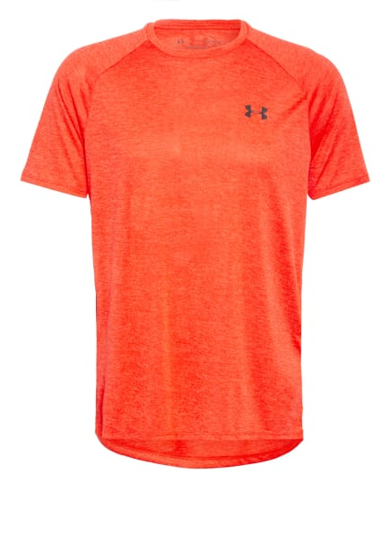 UNDER ARMOUR T-Shirt UA TECH 2.0, Farbe: ROT (Bild 1)