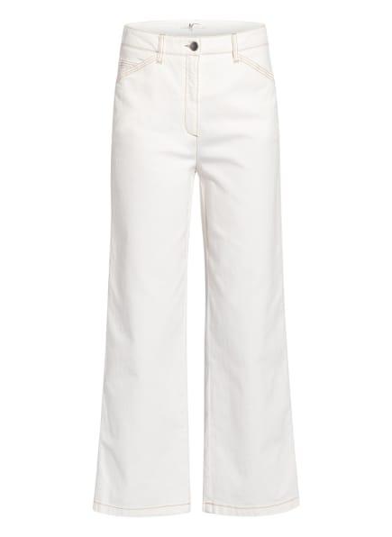 LUISA CERANO Jeans-Culotte, Farbe: 103 CHALK (Bild 1)