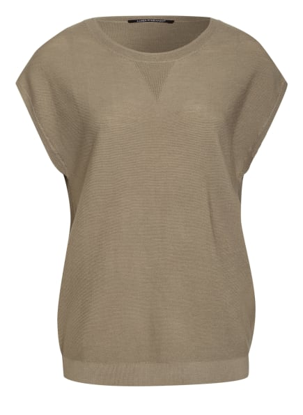 LUISA CERANO Strickshirt, Farbe: OLIV (Bild 1)