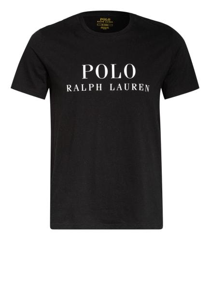 POLO RALPH LAUREN Lounge-Shirt, Farbe: SCHWARZ (Bild 1)