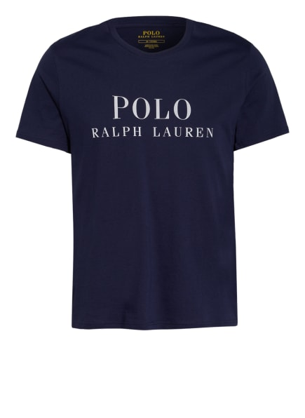 POLO RALPH LAUREN Lounge-Shirt, Farbe: DUNKELBLAU (Bild 1)