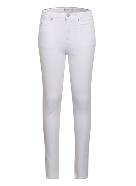 TOMMY HILFIGER Jeans Skinny Fit, Farbe: WEISS (Bild 1)