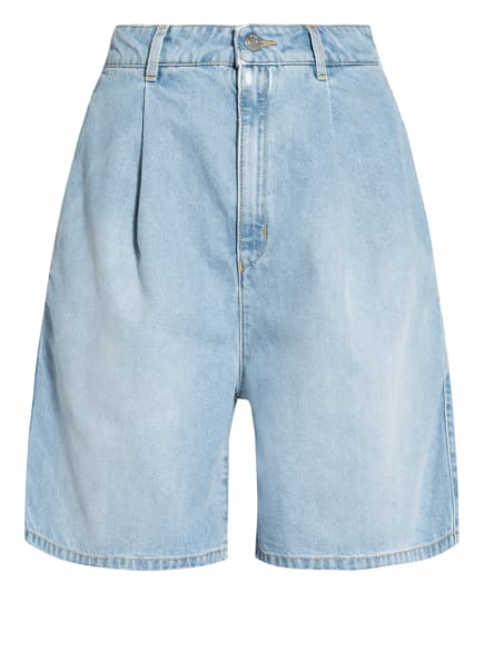 BOSS Jeans-Shorts DENIM SHORTS 1.0, Farbe: 421 MEDIUM BLUE (Bild 1)