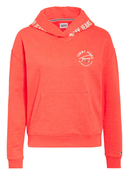 TOMMY JEANS Hoodie, Farbe: PINK (Bild 1)