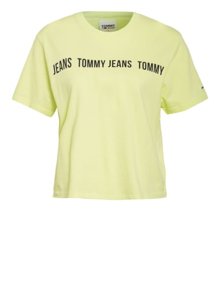 TOMMY JEANS T-Shirt, Farbe: NEONGELB (Bild 1)