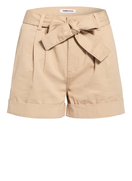 TOMMY JEANS Shorts, Farbe: BEIGE (Bild 1)