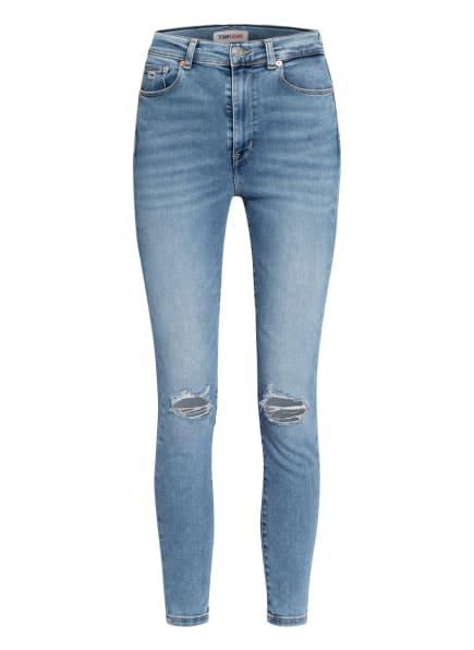 TOMMY JEANS 7/8-Jeans, Farbe: 1AB Carr Lb Str Destr (Bild 1)