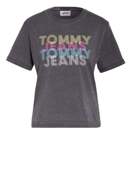 TOMMY JEANS Oversized-Shirt, Farbe: DUNKELGRAU (Bild 1)