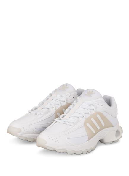adidas Originals Plateau-Sneaker THESIA , Farbe: WEISS/ BEIGE (Bild 1)