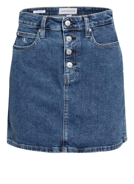 Calvin Klein Jeans Jeansrock, Farbe: BLAU (Bild 1)
