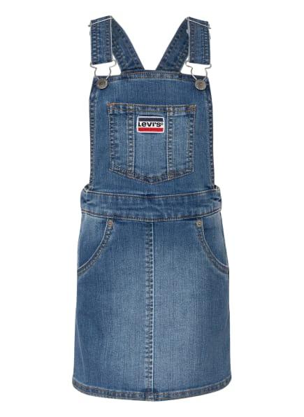 Levi's® Latzkleid aus Jeans, Farbe: BLAU (Bild 1)