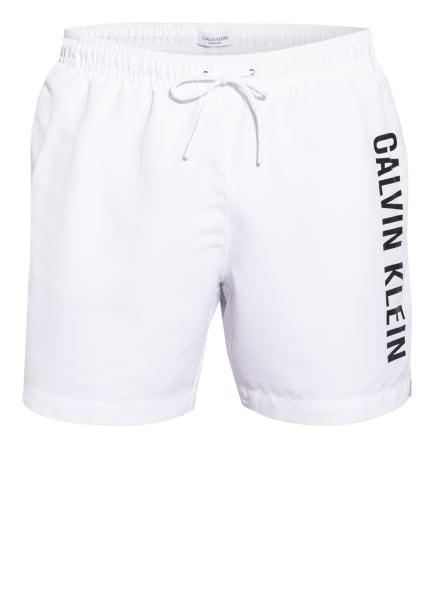 Calvin Klein Badeshorts, Farbe: WEISS (Bild 1)
